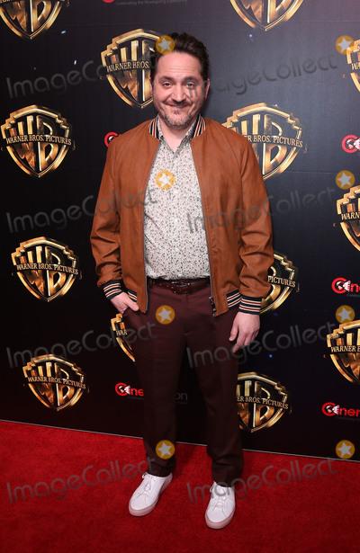 Ben Falcone Photo - 02 April 2019 - Las Vegas, NV - Ben Falcone. 2019 CinemaCon WB Studio Presentation Red Carpet at Caesars Palace. Photo Credit: MJT/AdMedia