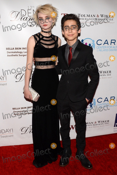 Four Seasons, Gallagher, The Four Seasons, Aidan Gallagher Photo - 22 October 2017 - Westlake Village, California - PARKER HUPF and AIDAN GALLAGHER. 12th Annual Denim, Diamonds & Stars for Kids With Autism held at the Four Seasons Hotel. Photo Credit: Billy Bennight/AdMedia