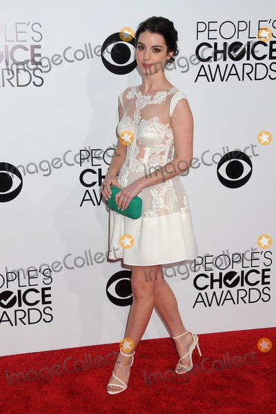 Adelaide Kane Photo - 8 January 2014 - Los Angeles, California - Adelaide Kane. 40th Annual People's Choice Awards - Arrivals held at Nokia Theatre L.A. Live. Photo Credit: Byron Purvis/AdMedia