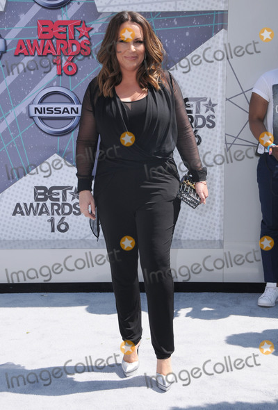 Angie Martinez Photo - 26 June 2016 - Los Angeles. Angie Martinez. Arrivals for the 2016 BET Awards held at the Microsoft Theater. Photo Credit: Birdie Thompson/AdMedia