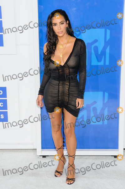 Kim Kardashian, Kim Kardashian-West Photo - 28 August 2016 - New York, New York - Kim Kardashian West.  2016 MTV Video Music Awards at Madison Square Garden. Photo Credit: Mario Santoro /AdMedia