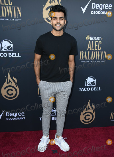 Adam Waheed, Alec Baldwin Photo - 07 September 2019 - Beverly Hills, California - Adam Waheed. Comedy Central Roast Of Alec Baldwin held at The Saban Theatre. Photo Credit: Birdie Thompson/AdMedia