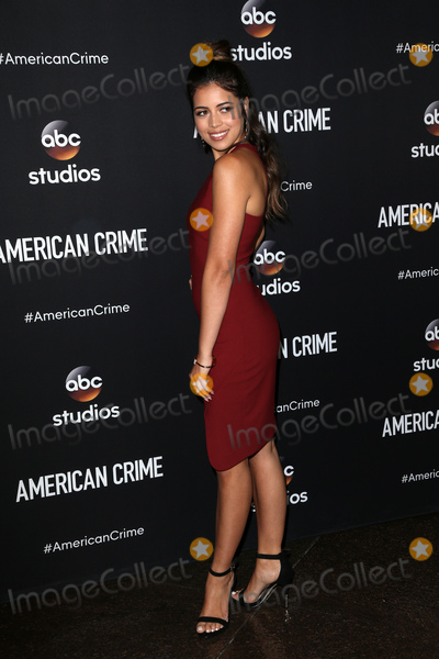 "Angelique Rivera Photo - 06 April 2016 - West Hollywood, Angelique Rivera. FYC Screening Of ABC's ""American Crime"" Held at Directors Guild Of America. Photo Credit: F.Sadou/AdMedia"