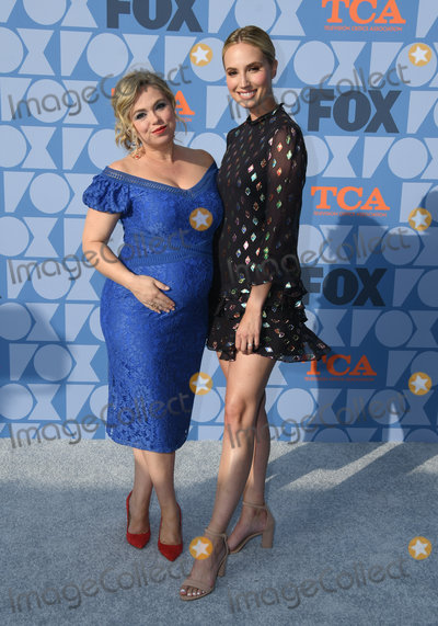 Amanda Fuller, Jordi Mollà Photo - 07 August 2019 - Los Angeles, California - Amanda Fuller, Molly McCook. FOX Summer TCA 2019 All-Star Party held at Fox Studios. Photo Credit: Birdie Thompson/AdMedia