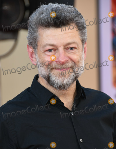 "Andy Serkis, TCL Chinese Theatre Photo - 22 July 2019 - Hollywood, California - Andy Serkis. ""Once Upon A Time In Hollywood"" Los Angeles Premiere held at The TCL Chinese Theatre. Photo Credit: Birdie Thompson/AdMedia"