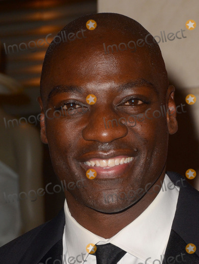 Adewale Akinnuoye-Agbaje Photo - 25 February 2014 - Beverly Hills, California - Adewale Akinnuoye-Agbaje . Arrivals for the ICON MANN's 2 annual Power 50 pre-Oscar dinner at The Peninsula Hotel in Beverly Hills, Ca. Photo Credit: Birdie Thompson/AdMedia