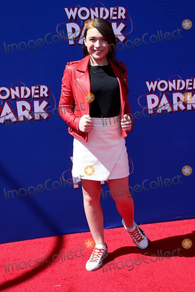 "Brianna Denski Photo - 10 March 2019 - Westwood, California - Brianna Denski. ""Wonder Parker"" Los Angeles Premiere held at Regency Village Theater. Photo Credit: Faye Sadou/AdMedia"