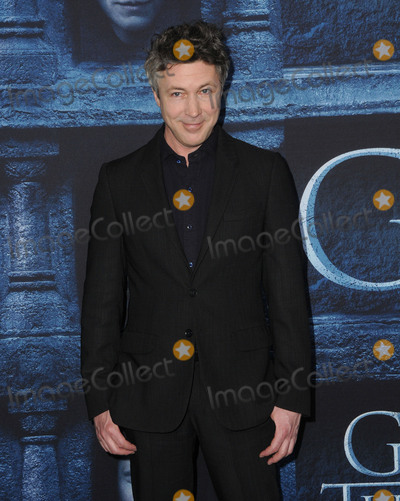 """Aiden Gillen Photo - 10 April 2016 - Hollywood, California - Aiden Gillen. Arrivals for the Premiere Of HBO's """"Game Of Thrones"""" Season 6 held at TCL Chinese Theater. Photo Credit: Birdie Thompson/AdMedia"""
