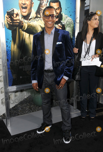 "Andre Royo Photo - 27 April 2016 - Hollywood, California - Andre Royo. Arrivals for the Los Angeles Premiere of Warner Bros.' ""Keanu"" held at ArcLight Hollywood. Photo Credit: Birdie Thompson/AdMedia"