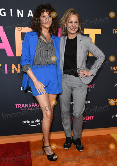 "Amy Landecker, Melora Hardin Photo - 13 September 2019 - Los Angeles, California - Amy Landecker, Melora Hardin. ""Transparent Musicale Finale""  Los Angeles Premiere held at Regal Cinemas LA Live. Photo Credit: Birdie Thompson/AdMedia"