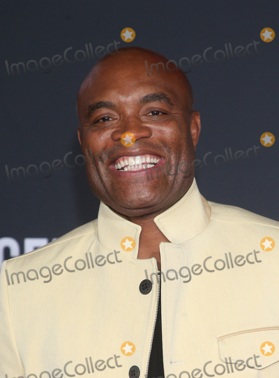 "Anderson Silva, TCL Chinese Theatre Photo - 6 October 2019 - Hollywood, California - Anderson Silva. Paramount Pictures' Premiere Of ""Gemini Man"" held at TCL Chinese Theatre. Photo Credit: FayeS/AdMedia"