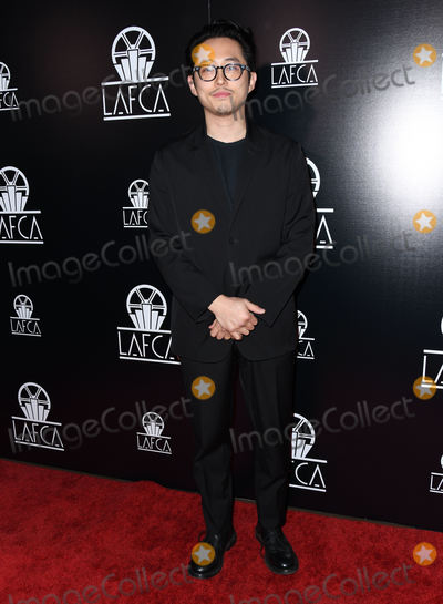 Steven Yeun Photo - 12 January 2019 - Century City, California - Steven Yeun. The 44th Annual Los Angeles Film Critics Association Awards held at InterContinental Los Angeles, Century City. Photo Credit: Birdie Thompson/AdMedia