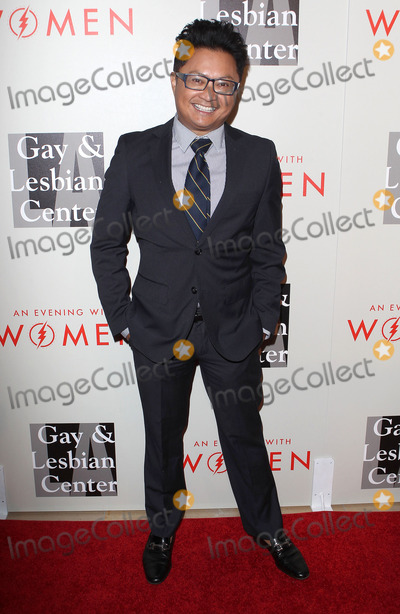 Alec Mapa Photo - 10 May 2014 - Beverly Hills, California - Alec Mapa. The L.A. Gay & Lesbian Center host the 2014 An Evening with Women Gala held at The Beverly Hilton Hotel. Photo Credit: F. Sadou/AdMedia