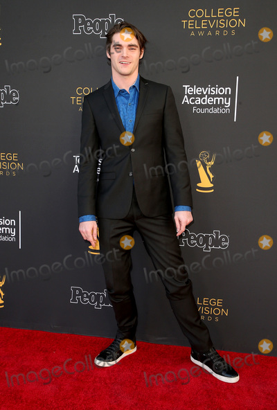 RJ Mitte Photo - 16 March 2019 - North Hollywood, California - RJ Mitte. Television Academy Foundation 39th College Television Awards held at the Wolf Theater at the Saban Media Center. Photo Credit: F. Sadou/AdMedia