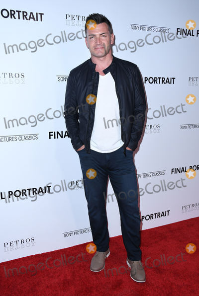 """Aiden Turner Photo - 19 March 2018 - West Hollywood, California - Aiden Turner. """"Final Portrait"""" Los Angeles Special Screening held at The Pacific Design Center. Photo Credit: Birdie Thompson/AdMedia"""