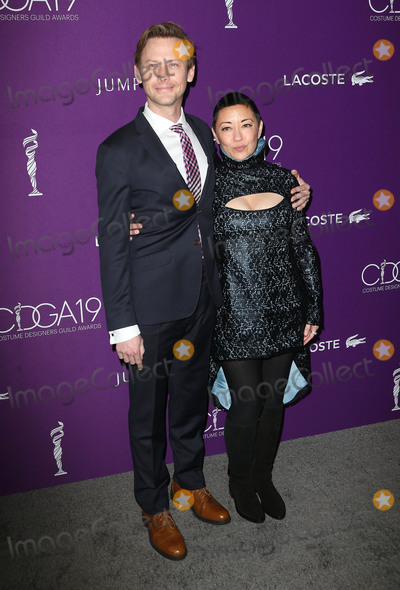 Jimmi Simpson, Jimmy Simpson, Ane Crabtree Photo - 21 February 2017 - Beverly Hills, California - Jimmi Simpson, Ane Crabtree. 19th CDGA Costume Designers Guild Awards held at the Beverly Hilton. Photo Credit: AdMedia
