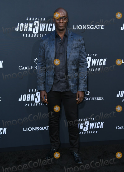 "Lance Reddick, TCL Chinese Theatre, John Wicks Photo - 15 May 2019 - Hollywood, California - Lance Reddick. ""John Wick: Chapter 3 - Parabellum"" Special Screening Los Angeles held at the TCL Chinese Theatre. Photo Credit: Birdie Thompson/AdMedia"