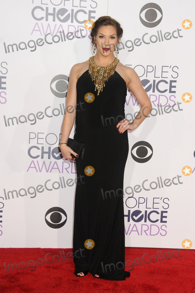 Allison Holker Photo - 6 January 2016 - Los Angeles, California - Allison Holker. People's Choice Awards 2016 - Arrivals held at The Microsoft Theater. Photo Credit: Byron Purvis/AdMedia