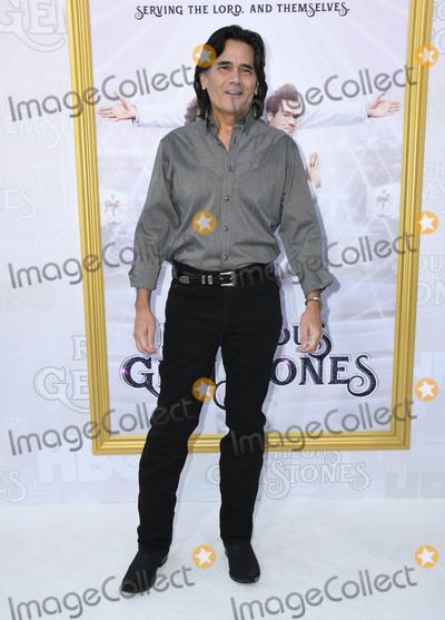 "J. LaRose Photo - 25 July 2019 - Los Angeles, California - J. LaRose. HBO's ""The Righteous Gemstones"" Los Angeles Premiere held at Paramount Theater. Photo Credit: Birdie Thompson/AdMedia"