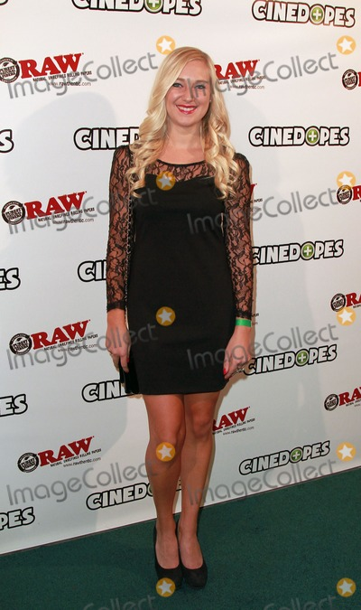 Alee Ronchetto Photo - 18 November  2014 - Hollywood, California. Alee Ronchetto  attends World Premiere party of Cinedopes at Busby's East. Photo Credit: Theresa Bouche/AdMedia