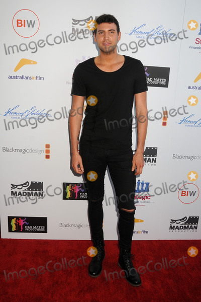 """Alx James Photo - 20 July 2015 - Los Angeles, California - Alx James. """"That Sugar Film"""" Los Angeles Premiere held at the Harmony Gold Theatre. Photo Credit: Byron Purvis/AdMedia"""