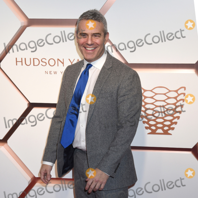 Andy Cohen Photo - 14 March 2019 - New York, New York - Andy Cohen at the Hudson Yards VIP Grand Opening event at 20 Hudson Yards. Photo Credit: LJ Fotos/AdMedia