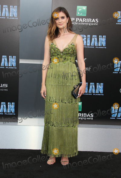 "Anna Wood, TCL Chinese Theatre, Anna Maria Perez de Taglé Photo - 17 July 2017 - Hollywood, California - Anna Wood. ""Valerian and the City of a Thousand Planets"" World Premiere held at TCL Chinese Theatre. Photo Credit: AdMedia. Photo Credit: F. SadouAdMedia"