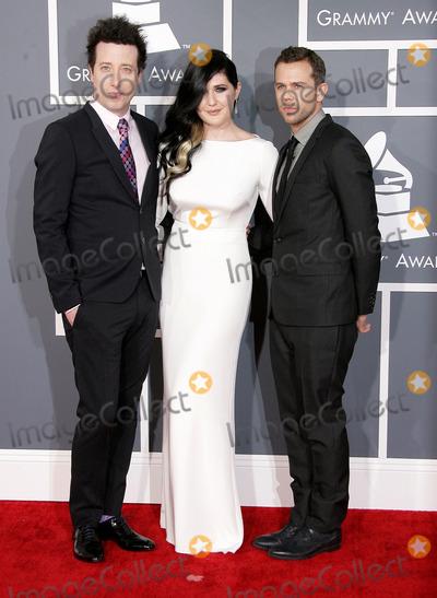 Grammy Awards, Anthony Gonzalez Photo - 10 February 2013 - Los Angeles, California - Morgan Kibby and Anthony Gonzalez of M83. The 55th Annual GRAMMY Awards held at STAPLES Center. Photo Credit: AdMedia