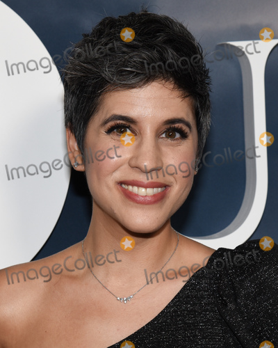 """Ashly Burch, Raven Photo - 29 January 2020 - Hollywood, California - Ashly Burch. Premiere of Apple TV+'s """"Mythic Quest: Raven's Banquet"""" at The Cinerama Dome. Photo Credit: Billy Bennight/AdMedia"""