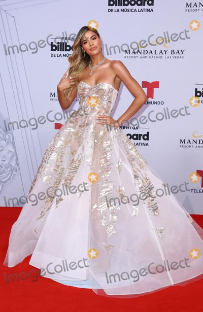 Ariandna Gutierrez Photo - 25 April 2019 - Las Vegas, NV - Ariandna Gutierrez. 2019 Billboard Latin Music Awards Red Carpet Arrivals at Mandalay Bay Casino Resort.  Photo Credit: MJT/AdMedia