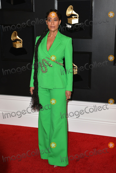 Photo - 10 February 2019 - Los Angeles, California - Tracee Ellis Ross. 61st Annual GRAMMY Awards held at Staples Center. Photo Credit: AdMedia