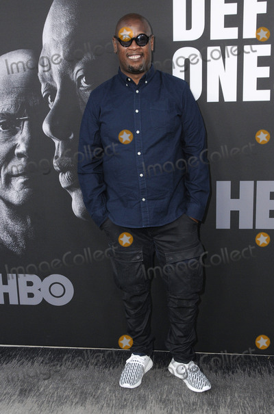 "Andre Harrell Photo - 22 June 2017 - Hollywood, California - Andre Harrell. HBO's ""The Defiant Ones"" Los Angeles premiere held at Paramount Theater in Hollywood. Photo Credit: Birdie Thompson/AdMedia"