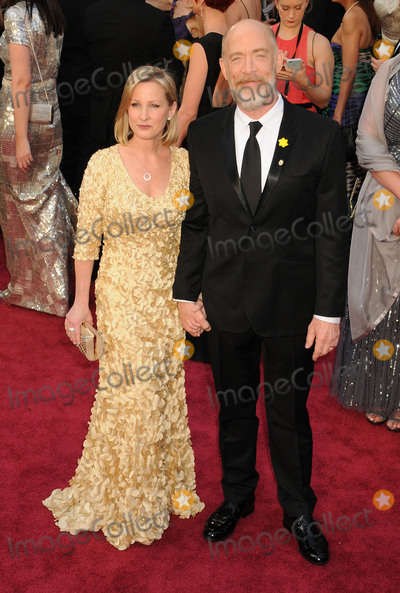 J K Simmons, J. K. Simmons, J.K. Simmons, JK Simmons, J.K Simmons Photo - 28 February 2016 - Hollywood, California - J.K. Simmons, Michelle Schumacher. 88th Annual Academy Awards presented by the Academy of Motion Picture Arts and Sciences held at Hollywood & Highland Center. Photo Credit: Byron Purvis/AdMedia