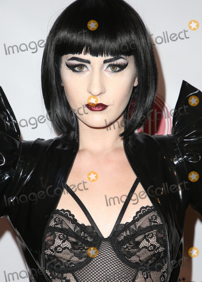 Ashley Joncas Photo - 02 December 2017 - Hollywood, California - Ashley Joncas. The Book launch For IN THE TUB Volume 2. Photo Credit: F. Sadou/AdMedia