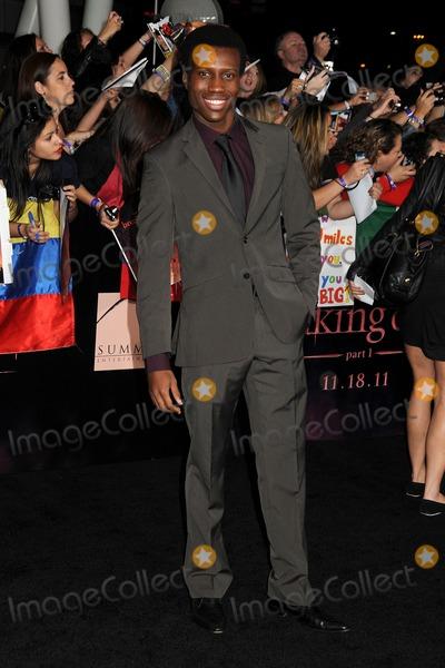 "Amadou Ly Photo - 14 November 2011 - Los Angeles, California - Amadou Ly. ""The Twilight Saga: Breaking Dawn Part 1"" Los Angeles Premiere held at Nokia Theatre LA Live. Photo Credit: Byron Purvis/AdMedia"