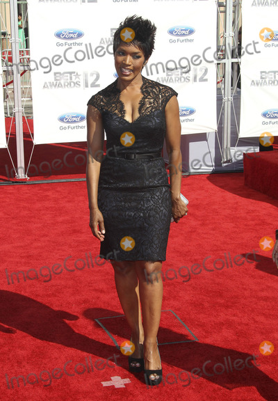 Angela Bassett Photo - 01 July 2012 - Los Angeles, California - Angela Bassett. 2012 BET Awards held at The Shrine Auditorium. Photo Credit: P. Sherman/Starlitepics/AdMedia