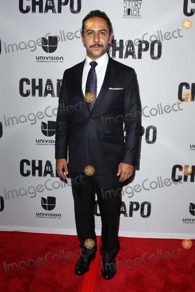 Humberto Busto, El Chapo Photo - 19 April 2017 - Los Angeles, California - Humberto Busto. Univisions El Chapo Original Series Premiere Event held at The Landmark Theatre. Photo Credit: AdMedia