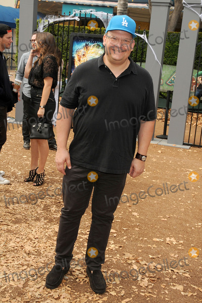 """Andy Richter Photo - 4 October 2015 - Westwood, California - Andy Richter. """"Goosebumps"""" Los Angeles Premiere held at the Regency Village Theatre. Photo Credit: Byron Purvis/AdMedia"""