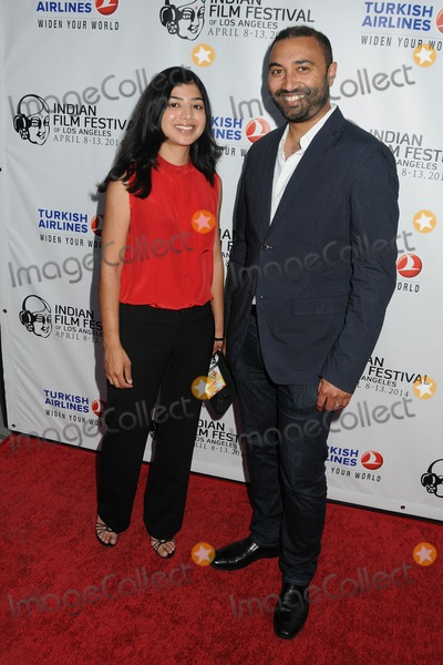 "Anu Pradhan, Mahesh Pailoor Photo - 08 April 2014 - Hollywood, California - Anu Pradhan, Mahesh Pailoor. Indian Film Festival Los Angeles Opening Night Premiere of ""Sold"" held at Arclight Cinemas. Photo Credit: Byron Purvis/AdMedia"