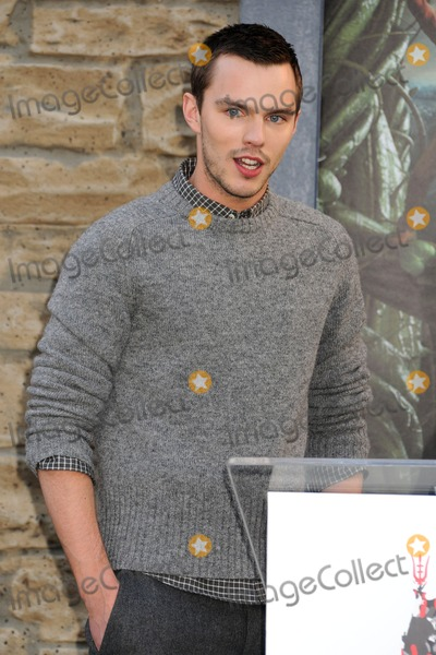 "Nicholas Hoult, Slayer, TCL Chinese Theatre, Jackée Photo - 28 February 2013 - Hollywood, California - Nicholas Hoult. ""Jack The Giant Slayer"" Footprint Unveiling held at the TCL Chinese Theatre. Photo Credit: Byron Purvis/AdMedia"