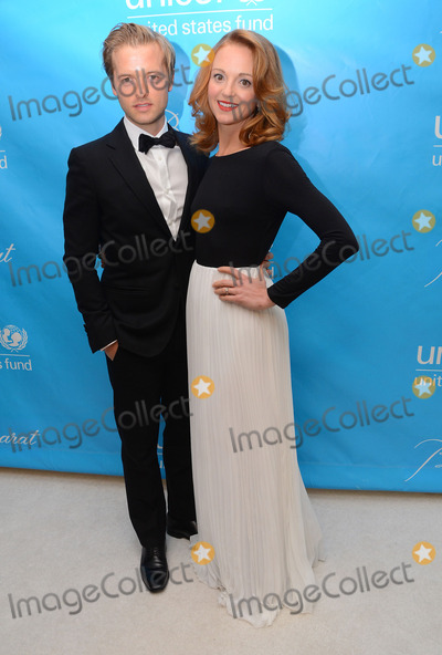 Adam Campbell, Jayma Mays Photo - 08 December 2011 - Beverly Hills, CA - Adam Campbell and wife Jayma Mays. 2011 UNICEF Ball held at the Beverly Wilshire Hotel. Photo Credit: Birdie Thompson/AdMedia