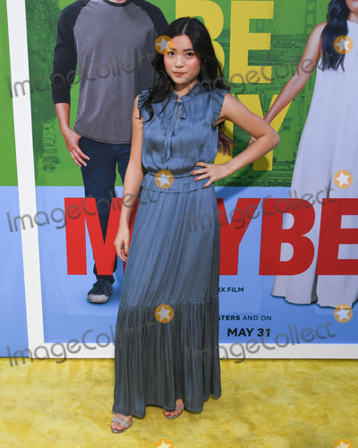 "Ashley Liao Photo - 22 May 2019 - Westwood Village, California - Ashley Liao. Netflix ""Always Be My Maybe"" Los Angeles Premiere held at Regency Village Theatre. Photo Credit: Billy Bennight/AdMedia"