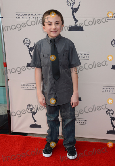 """Atticus Shaffer Photo - 26 March 2012 - North Hollywood, California - Atticus Shaffer. An Evening With """"The Middle"""" Presented By The Academy of Television Arts and Sciences held at the Leonard H. Goldenson Theatre. Photo Credit: Birdie Thompson/AdMedia"""