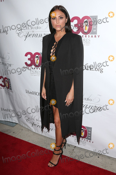 "Cassie Scerbo, Cassie Photo - 17 September 2015 - Hollywood, California - Cassie Scerbo. Padres Contra El Cancer's 15th Annual ""El Sueno De Esperanza"" held at Boulevard3. Photo Credit: F. Sadou/AdMedia"