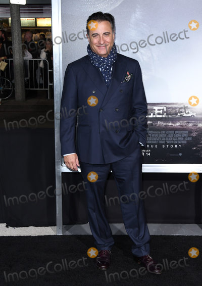 "Andy Garcia Photo - 10 December 2018 - Westwood, California - Andy Garcia. ""The Mule"" Los Angeles Premiere held at Regency Village Theater. Photo Credit: Birdie Thompson/AdMedia"