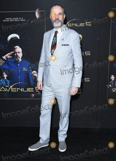 "Simon Bowles Photo - 14 January 2020 - Hollywood, California - Simon Bowles. HBO's ""Avenue 5"" Premiere - Los Angeles  held at Avalon Hollywood. Photo Credit: Birdie Thompson/AdMedia"