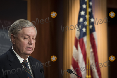 Lindsey Graham, Senator Lindsey Graham Photo - United States Senator Lindsey Graham (Republican of South Carolina) offers remarks and fields questions from reporters during a press conference at the U.S. Capitol in Washington, DC, Thursday, January 7, 2021.Credit: Rod Lamkey / CNP/AdMedia