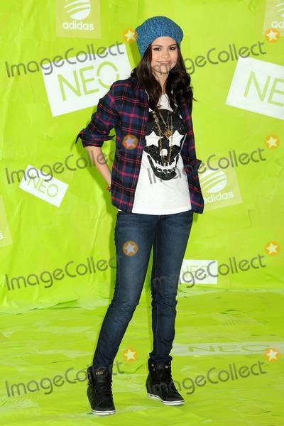 Selena Gomez, Gomez Photo - 20 November 2012 - Los Angeles, California - Selena Gomez. Adidas NEO Label Signs Selena Gomez as New Style Icon and Designer held at 1745 E 7th Street. Photo Credit: Byron Purvis/AdMedia