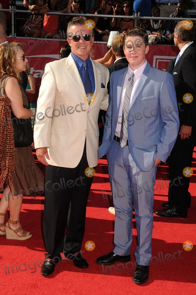 Alan Thicke Photo - 11 July 2012 - Los Angeles, California - Alan Thicke. 2012 ESPY Awards - Arrivals held at Nokia Theatre L.A. Live. Photo Credit: Byron Purvis/AdMedia