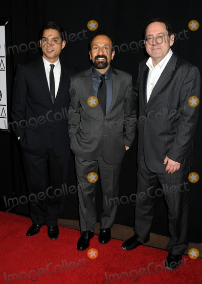 Peyman Moaadi, Asghar Farhadi Photo - 13 January 2012 - Century City, California - Peyman Moaadi, Asghar Farhadi. 37th Annual Los Angeles Film Critics Association Awards held at the InterContinental Hotel. Photo Credit: Byron Purvis/AdMedia
